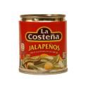 Jalapeños enteros 220g - La Costeña