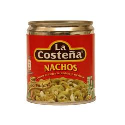 Jalapeños nachos 220g - La Costeña