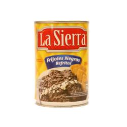 Frijol refrito negro 430g - La Sierra