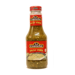 Salsa verde 475g - La Costeña