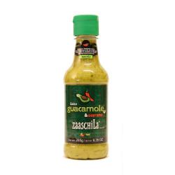 Salsa guacamole serrano 265g - Zaaschila
