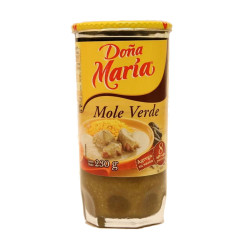 Mole verde en pasta 235g - Doña María