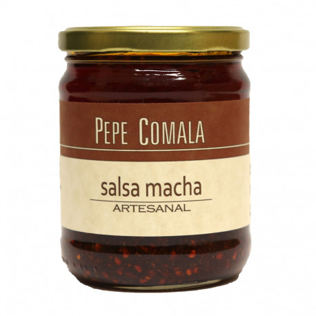 Salsa macha 420g - Pepe Comala