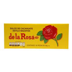 Mazapan 30 uds - de la Rosa