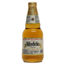 Cerveza Modelo Especial 355ml - Grupo Modelo