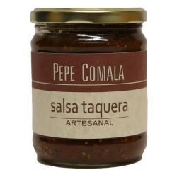 Salsa taquera 465g - Pepe Comala