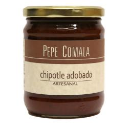 Chipotle adobado 460g - Pepe Comala