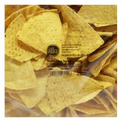 Totopos de maíz fritos en bolsa 450g - Azteca