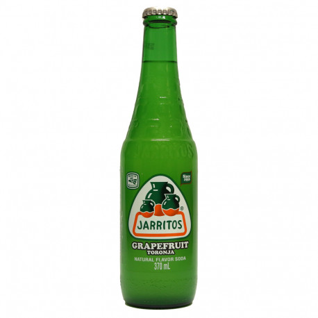 Refresco toronja pomelo 370ml - Jarritos