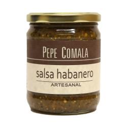 Salsa habanero 465g - Pepe Comala
