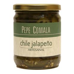 Chiles jalapeños 460g - Pepe Comala