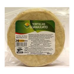 Tortilla mexicana 15cm - Guanajuato