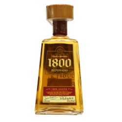 Tequila reposado 70cl - 1800