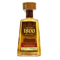Tequila reposado 70cl - 1800