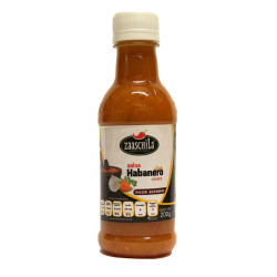Salsa habanera casera 200g - Zaaschila