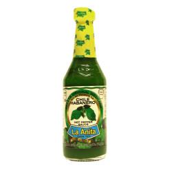Salsa de habanero verde  120ml - La Anita
