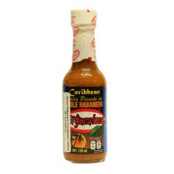 Salsa Caribbean habanero 120ml - El Yucateco