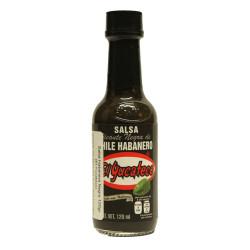 Salsa negra de habanero 120ml - El Yucateco