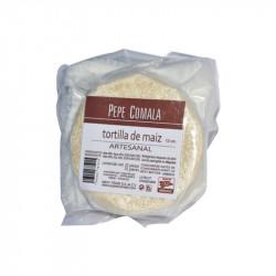 Tortillas maíz 12cm 500g