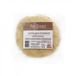 Tortillas para tostadas 1kg - Pepe Comala