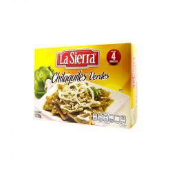Chilaquiles verdes 370g - La Sierra