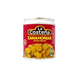 Zanahorias en escabeche 230g -  La Costeña