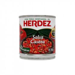 Salsa casera mexicana 210g - Herdez