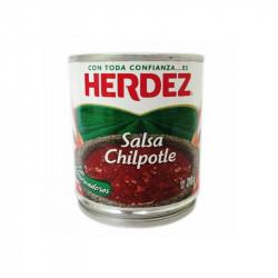 Salsa chipotle 210g - Herdez