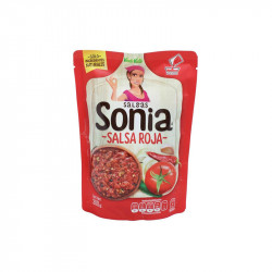 Salsa roja ponch 300g - Sonia