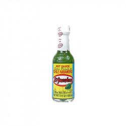 Salsa habanero verde 120ml - El Yucateco