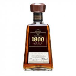Tequila añejo 70cl - 1800