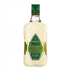 Tequila hornitos reposado 70cl - Sauza
