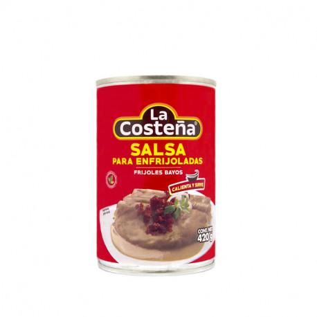 Salsa enfrijoladas 420g - La Costeña