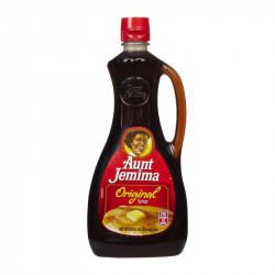 Syroup Original 710ml - Aunt jamima
