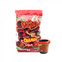 Vasito chamoy - Dulces Mara