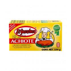 Axiote 100g - El Yucateco