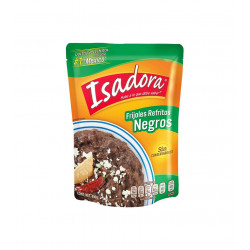 Frijoles Negros refritos 430g - Isadora