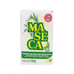 Harina de maiz 1kg - Maseca