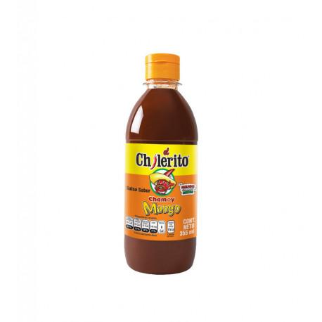 Chamoy mango 355ml - El Chilerito