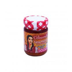 Salsa macha cacahuate 125g - La Consentida