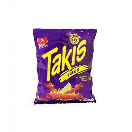 Takis fuego 63g - Barcel