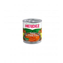 Salsa chiles frescos 210g - Herdez