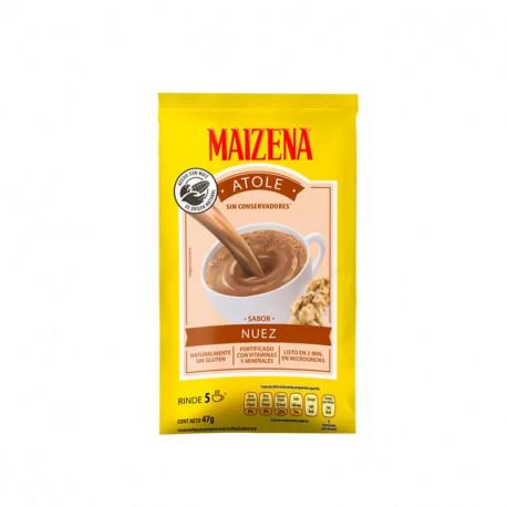 Atole maizena sabor nuez 47g – Maizena