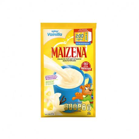 Atole maizena sabor vainilla 47g – Maizena
