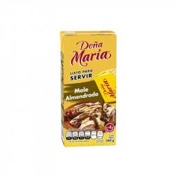 Mole almendrado tetra brick 360g - Doña María