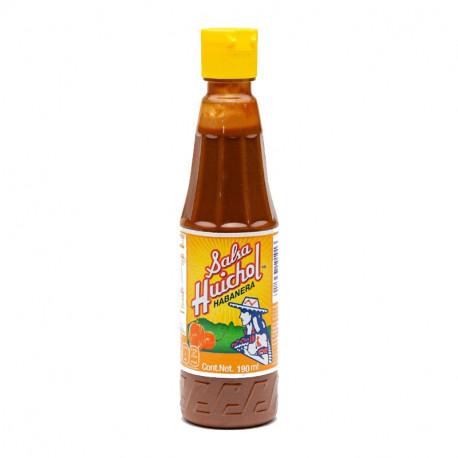 Salsa habanera 190ml - Huichol