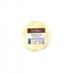 Tortillas de trigo 15cm 20 uds - Pepe Comala