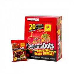 PulparinDots Extrapicante 30g 20uds - De la Rosa