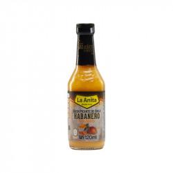 Salsa Habanera mango 120ml - La Anita