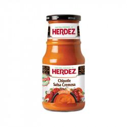 Salsa Chipotle cremosa 434g - Herdez